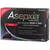 Asepxia Sabonete Detox 80g -