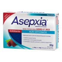 Asépxia Sabonete Esfoliante 80g - Asepxia