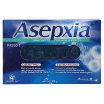 Asepxia sabonete formula forte 85gr - Genomma -