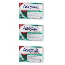 Asépxia Sabonete Forte 80g (Kit C/03) -
