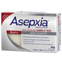 Asepxia Sabonete Neutro 80g -