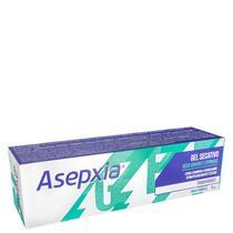 Asepxia Transparente - Gel Secativo para Acne 15g -