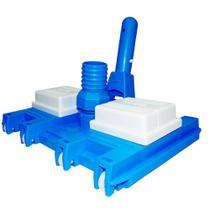 Aspirador 8 Rodas p/ piscinas de fibra e alvenaria - Sodramar -