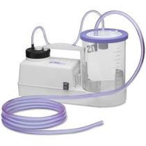 Aspirador Cirúrgico de Secreção Sangue e Saliva Aspiramax NS Portátil Bivolt - Omron