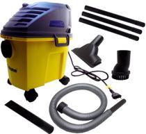 Aspirador de Água e Pó 10 Litros 1000W Compact TEKNA-APL110 -