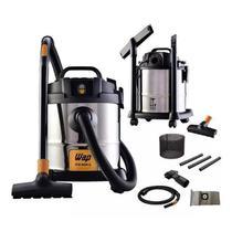 Aspirador de Água e Pó GTW 12 Inox Wap -