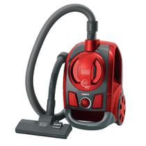 Aspirador de Pó A6 Ciclônico de Alta Performance Vermelho Black  Decker 2000W  110V - Black & Decker
