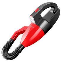Aspirador de Pó Automotivo 1500PA 12v 60w AU607 Vermelho Multilaser -