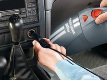 Aspirador de Pó Automotivo Black&Decker Portátil  - 12W Filtro com Ação Ciclônica AV1500LA-BR