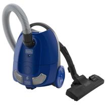 Aspirador de Pó Black And Decker A2A 1200W Azul 60Hz - 110V - Black+decker