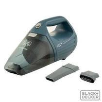 Aspirador de Pó Black Decker Função Sopro e Bocal Turbo 1200W S1200pet Portátil - Cinza - 110V - Black E Decker