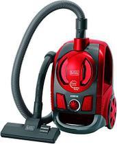 Aspirador de pó ciclonico 127V Alta Performance vermelho Black Decker - Black & Decker