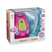 Aspirador de pó de brinquedo infantil com som e luz - Usual