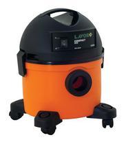 Aspirador De Pó E Água 12 Litros 1.250w Lavor Compact -