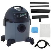 Aspirador de Pó e Água 12L Compact Eco 1250W Lavor - Lavor wash