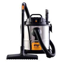 Aspirador de Pó e Água 1600W Wap GTW20 FW005405 Inox 110V -