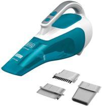 Aspirador de Pó e Água Black e Decker Apb8000-br Portátil a Bateria - Azul e Branco -