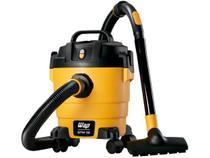 Aspirador De Po E Agua Portatil Wap Gtw 10 Litros 1400W - Amarelo - 110V -