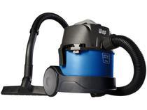Aspirador de Pó e Água Wap 1400W - GTW Bagless Azul e Preto