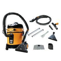Aspirador de Pó e Água Wap Extratora Home Cleaner Amarelo/Preto 1600W 127V -