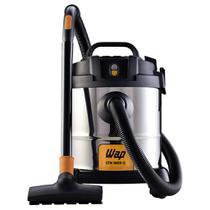 Aspirador de Pó e Água WAP GTW INOX 12 FW005042 - 220 Volts -