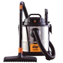 Aspirador de pó e agua wap gtw inox 20 1600w filtro lavável -