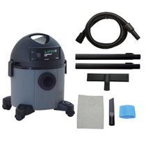 Aspirador De Pó E Liquido Lavor Compact 12 LT CZ 1250W Portátil -