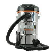 Aspirador De Pó E Líquido Lavor Trenta X 30 Litros 1400W Inox -
