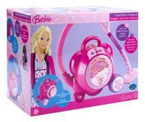 Aspirador De Pó Mágico Da Barbie Com Luz E Som - Rpb530 -