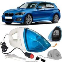 Aspirador De Pó Portátil 12v Novo Limpa Carro BMW 125I M Sport - Automotivo