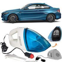 Aspirador De Pó Portátil 12v Novo Limpa Carro BMW M2 Competition - Automotivo