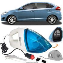 Aspirador De Pó Portátil 12v Novo Limpa Carro Chery Celer Hatch - Automotivo