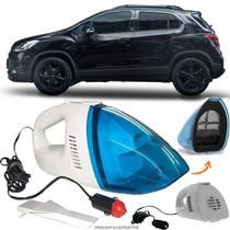 Aspirador De Pó Portátil 12v Novo Limpa Carro Chevrolet Tracker Midnight - Automotivo