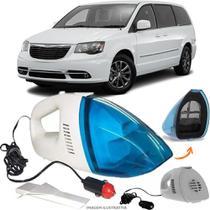 Aspirador De Pó Portátil 12v Novo Limpa Carro Chrysler Town&Country - Automotivo