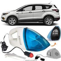 Aspirador De Pó Portátil 12v Novo Limpa Carro Ford Escape - Automotivo