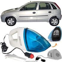 Aspirador De Pó Portátil 12v Novo Limpa Carro GM Corsa Hatch - Automotivo
