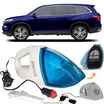 Aspirador De Pó Portátil 12v Novo Limpa Carro Honda PILLOT - Automotivo