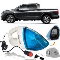 Aspirador De Pó Portátil 12v Novo Limpa Carro Honda Ridgeline - Automotivo