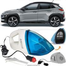 Aspirador De Pó Portátil 12v Novo Limpa Carro Hyundai Kona - Automotivo