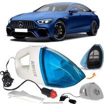 Aspirador De Pó Portátil 12v Novo Limpa Carro Mercedes Benz AMG GT Turbo - Automotivo