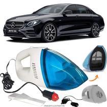 Aspirador De Pó Portátil 12v Novo Limpa Carro Mercedes Benz E43 - Automotivo