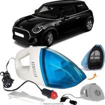 Aspirador De Pó Portátil 12v Novo Limpa Carro Mini Cooper - Automotivo