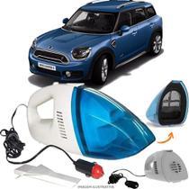 Aspirador De Pó Portátil 12v Novo Limpa Carro Mini Countryman - Automotivo