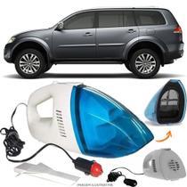 Aspirador De Pó Portátil 12v Novo Limpa Carro Mitsubishi Pajero - Automotivo