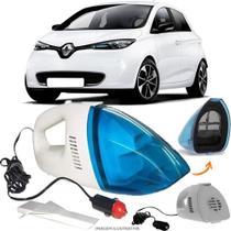 Aspirador De Pó Portátil 12v Novo Limpa Carro Renault Zoe - Automotivo