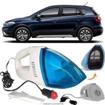 Aspirador De Pó Portátil 12v Novo Limpa Carro Suzuki S-CROSS - Automotivo