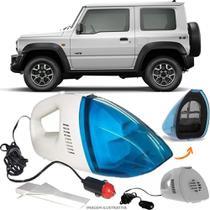 Aspirador De Pó Portátil 12v Novo Limpa Carro Suzuki Sierra - Automotivo
