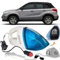 Aspirador De Pó Portátil 12v Novo Limpa Carro Suzuki Vitara 4 Sport - Automotivo
