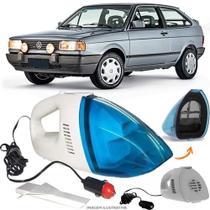 Aspirador De Pó Portátil 12v Novo Limpa Carro VW Gol G1 Quadrado - Automotivo