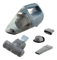 Aspirador de Pó Portátil Black & Decker com Capacidade de 0,8 Litros com Filtro Coletor - APS1200PET 127V - Black Decker